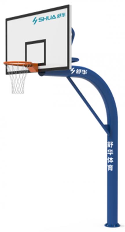 預埋式標準籃球架(JLG-101E)