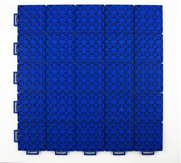 英利奧軟連接一代懸浮式拼裝地板